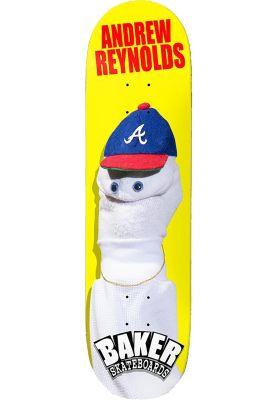 Baker Reynolds Sock Puppet