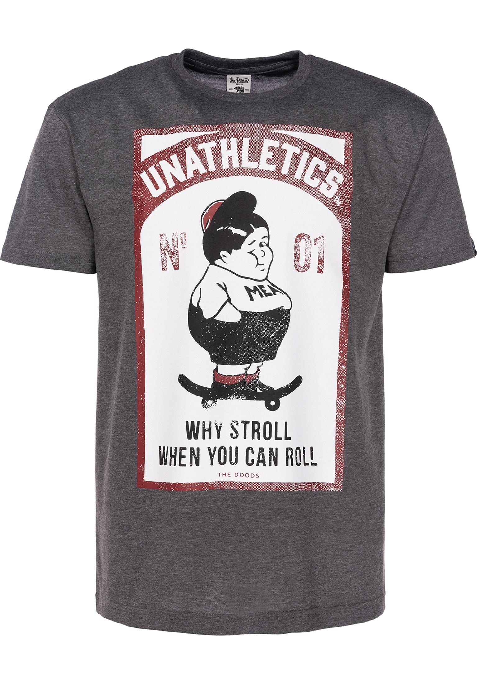 e7689779b0 Fatboy The Dudes T-Shirts in darkheathergrey for Men