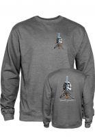 powell-peralta-sweatshirts-und-pullover-skull-sword-gunmetal-heather-vorderansicht-0422761
