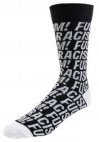 dedicated-socken-fuck-racism-black-vorderansicht-0631998