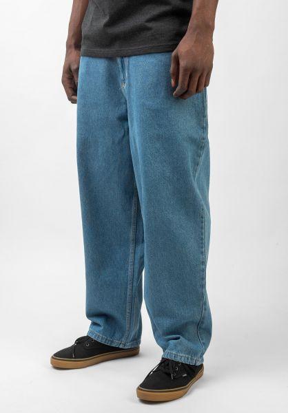 Reell Jeans Baggy midblue vorderansicht 0054721