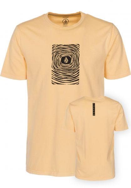 Volcom T-Shirts Engulf sunburst Vorderansicht