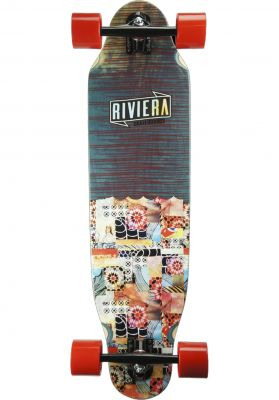 Riviera Symbology Blue