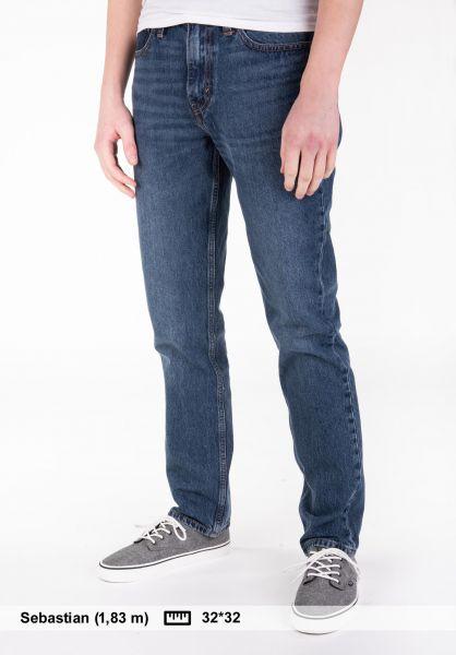 Levis Skate Jeans 511 bush vorderansicht 0520840