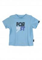Forvert-T-Shirts-Mini-Fornell-blue-Vorderansicht