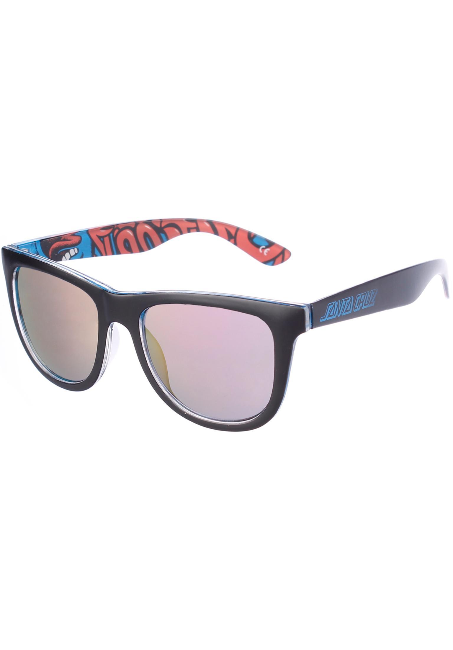 e3864810a9d2 Screaming Insider Santa-Cruz Sunglasses in black-blue for Men   Titus