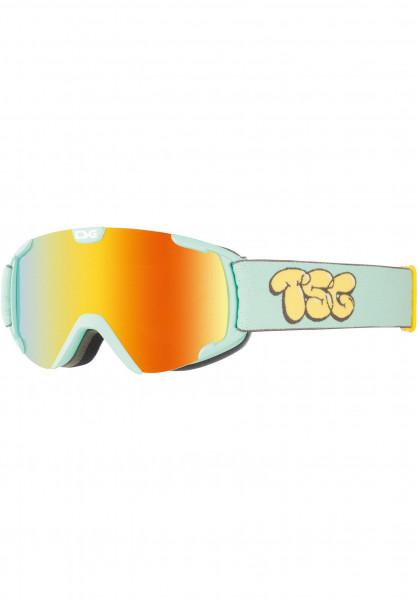 TSG Snowboard-Brille Goggle Expect Mini bubblegum Vorderansicht