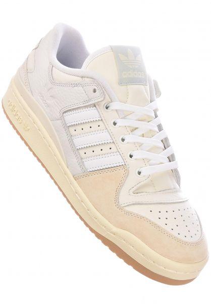 adidas-skateboarding Alle Schuhe Forum 84 Low ADV chalkwhite vorderansicht 0604930