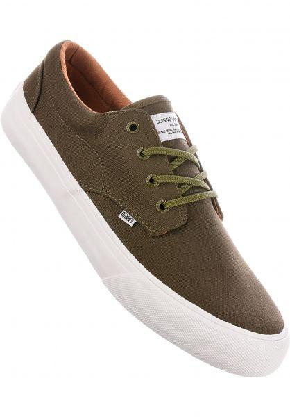 Djinns Alle Schuhe Nice Simple olive Vorderansicht