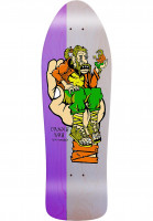 H-Street Skateboard Decks Danny Way Giant Hell Concave split-stained-assorted Vorderansicht