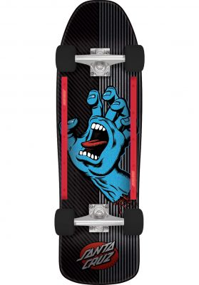 Santa-Cruz Screaming Hand Metal Stripe