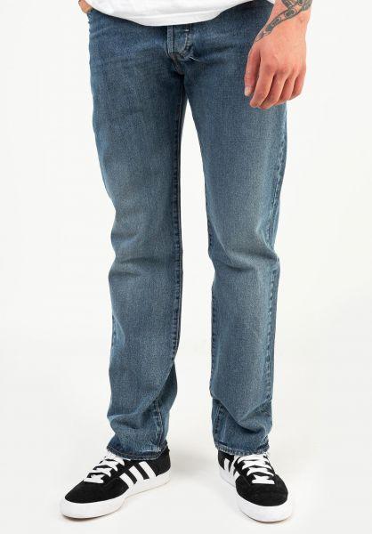 Levis Skate Jeans 501 Original bonehead vorderansicht 0227134