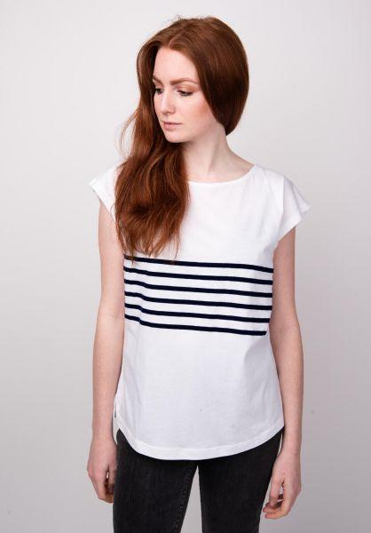 Forvert T-Shirts Molona white vorderansicht 0398609