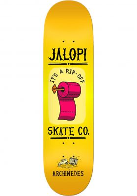 Anti-Hero Archimedes Jalopi Skate Co