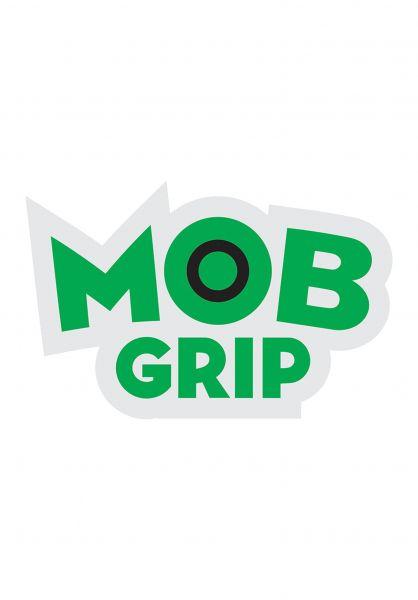 """MOB-Griptape Verschiedenes MOB Logo 3"""" green-black vorderansicht 0972637"""