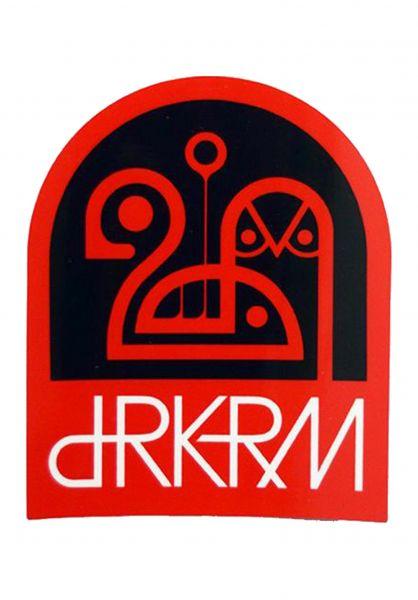 Darkroom Verschiedenes POD Sticker multicolored vorderansicht 0972185