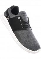 etnies Alle Schuhe Scout XT black-grey-silver Vorderansicht