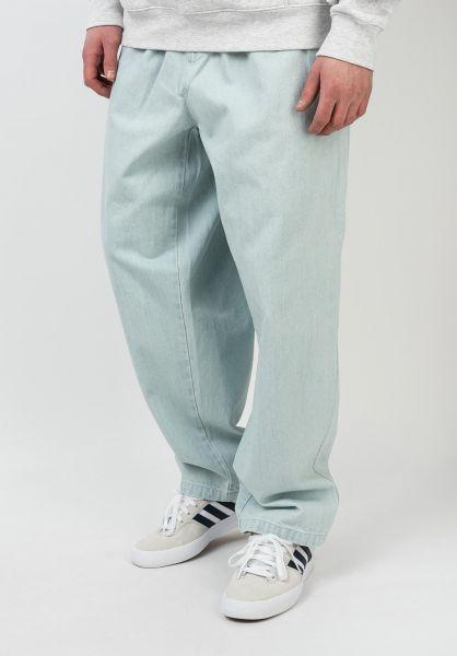 OBEY Jeans Easy Big Boy Denim Pant lightindigo vorderansicht 0269085