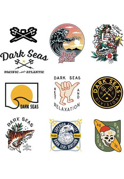 Dark Seas Verschiedenes DS Sticker Pack VI multicolor vorderansicht 0972512