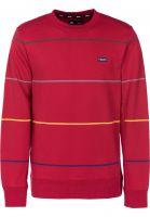 Nike SB Sweatshirts und Pullover SB Everett Crew red Vorderansicht