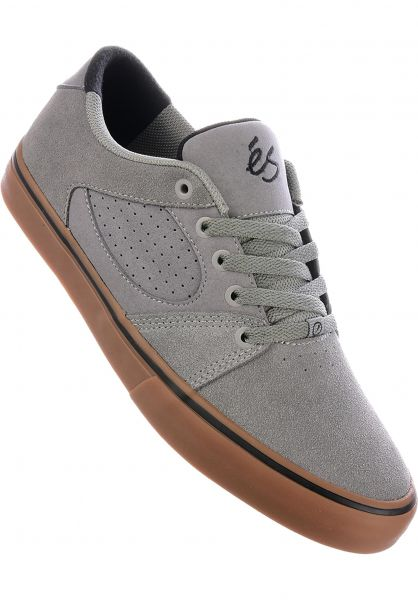 ES Alle Schuhe Square Three grey-gum Vorderansicht