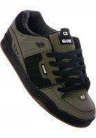 Globe Alle Schuhe Fusion dustyolive-black Vorderansicht