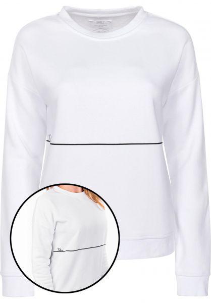 TITUS Sweatshirts und Pullover Momo white vorderansicht 0422419