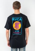 rvca-t-shirts-take-out-black-vorderansicht-0321850