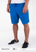 Reell-Shorts-Easy-cobaltblue-Vorderansicht
