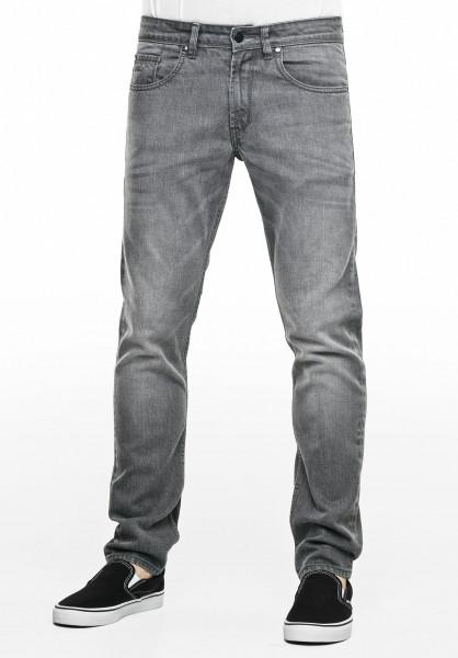 Reell Jeans Spider grey Vorderansicht