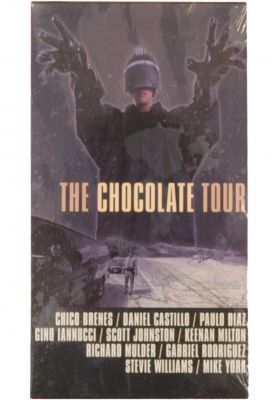 Chocolate The Chocolate Tour VHS