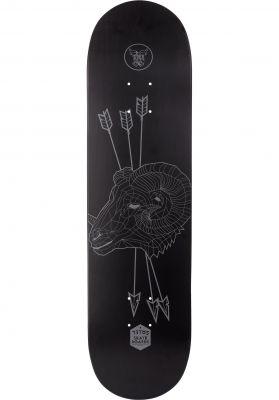 TITUS Skateboard Decks Polygon Goat T-Fiber
