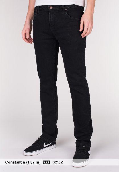 TITUS Jeans Tube Fit black-vintage Vorderansicht