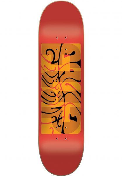 Flip Skateboard Decks Gonzalez Psyche red Vorderansicht