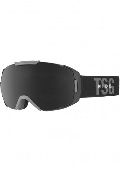 TSG Snowboard-Brille Goggle One slate Vorderansicht