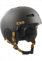 TSG Snowboardhelme Gravity Solid Color satin slate Vorderansicht