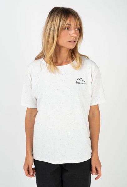 TITUS T-Shirts Nono offwhite vorderansicht 0320866