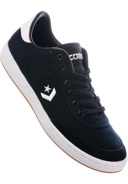 e12ce25f0bc9 Converse CONS Alle Schuhe Barcelona Pro black-white-white Vorderansicht