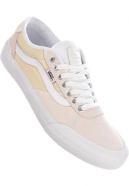 Vans Alle Schuhe Chima Pro 2 white-white vorderansicht 0604384