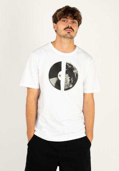 Rules T-Shirts Janek white vorderansicht 0398515