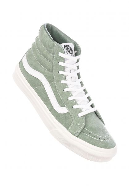 vans schuhe damen high