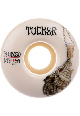 Bones Wheels STF Tucker Wolf Chain 83B V1