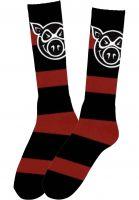 pig-socken-head-big-stripe-tall-red-vorderansicht-0632240