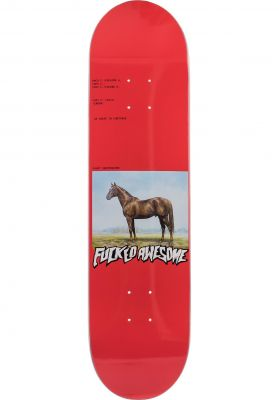 Salut Skateboards Skateboard Decks Italian Stallion