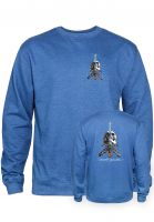 powell-peralta-sweatshirts-und-pullover-skull-sword-royal-heather-vorderansicht-0422761