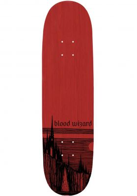Blood Wizard Gregson Castlebasas