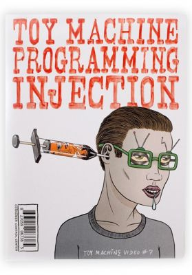 Toy-Machine Verschiedenes Programming Injection