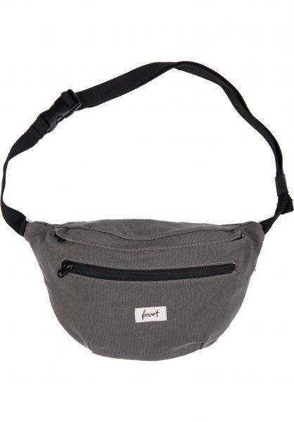 Forvert Hip-Bags Chris grey vorderansicht 0169053