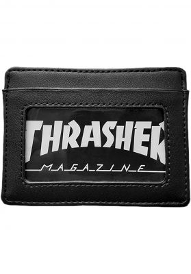 Thrasher Card Leather
