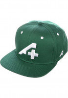 Artha-Caps-Embroidered-Snapback-green-Vorderansicht
